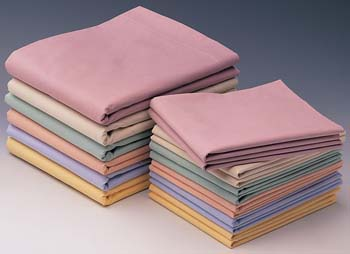 Color Sheets & Pillowcases
