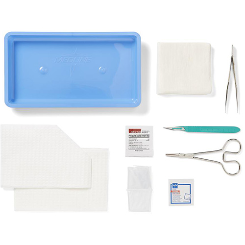 E*Kits Incision and Drainage Tray