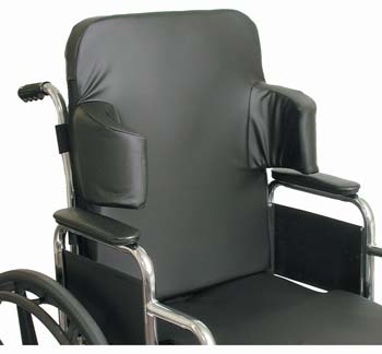 Incredihugger Wheelchair Back Healthcare Supply Pros