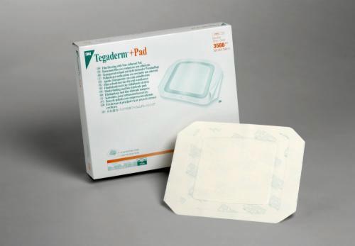 3m tegaderm plus pad transparent dressing healthcare supply pros. Black Bedroom Furniture Sets. Home Design Ideas