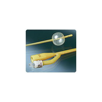 Lubricath Foley Catheter