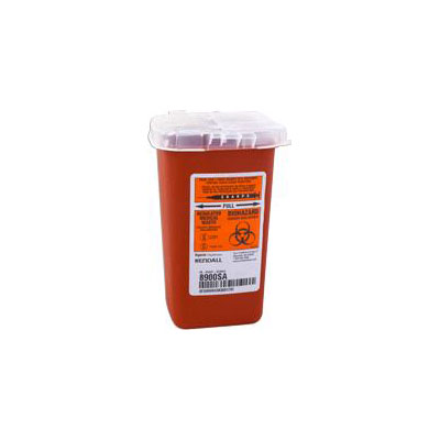 Sharps Phlebotomy Container