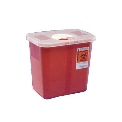 Sharps General Purpose Ancillary Container
