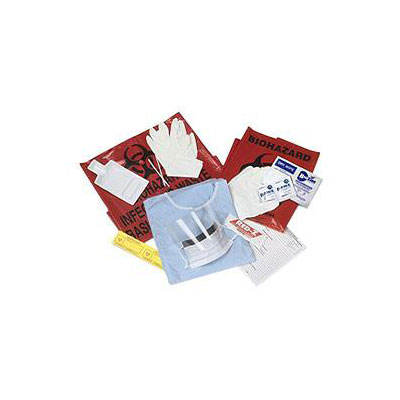 Blood Clean-Up Kit