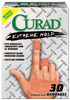 CURAD Extreme Hold