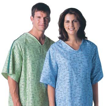 Cascade Exam Gowns