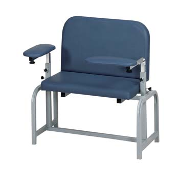 Extra Wide Padded Blood Draw Chair Healthcare Supply Pros