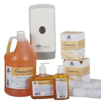 Protection Plus Shampoo & Body Wash