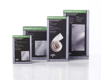 Antimicrobial Ionic Silver Dressings