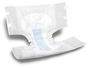 Breathable Adult Disposable Brief