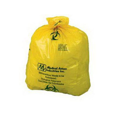 Bihazardous Waste Collection Bag