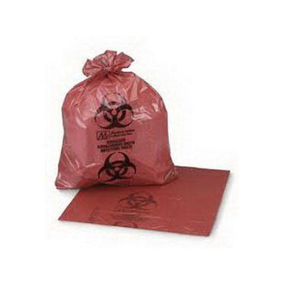 Biohazardous Waste Collection Bag