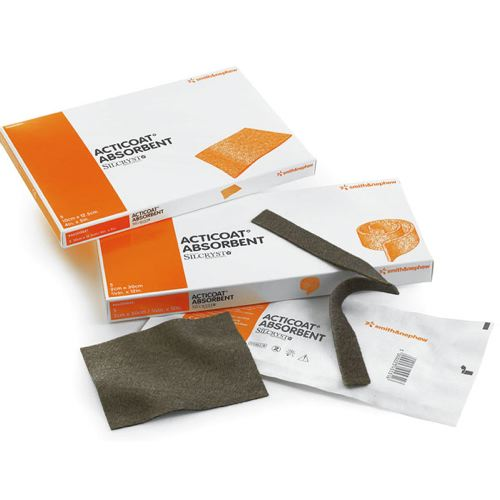 Acticoat™ Absorbent Wound Dressing   Healthcare Supply Pros