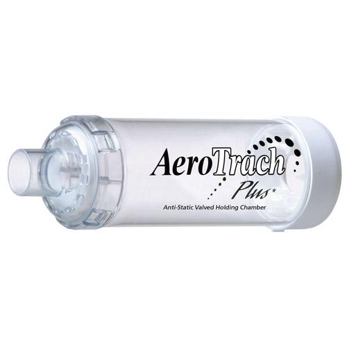 Aerotrach Plus Valved Holding Chamber