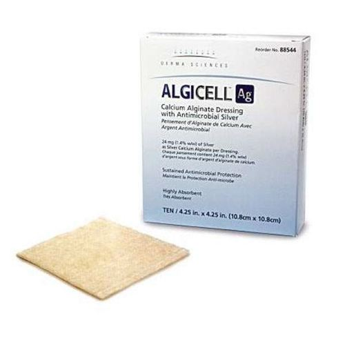 Algicell® Ag Antimicrobial Silver Dressing   Healthcare ...