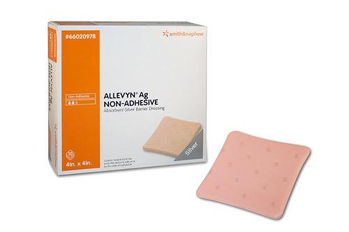 Allevyn™ Ag Non-Adhesive Hydrocellular Dressing