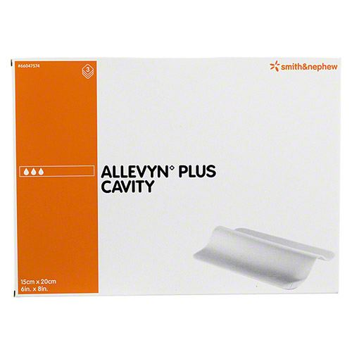 Allevyn™ Plus Cavity Foam Dressing