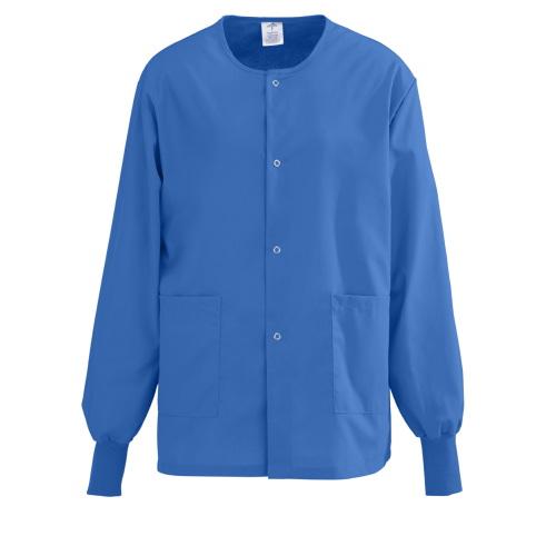 Medline Angelstat Warm-Up Jackets, Sapphire