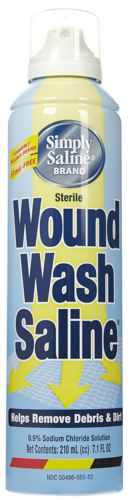 Arm & Hammer™ Simply Saline® Wound Wash