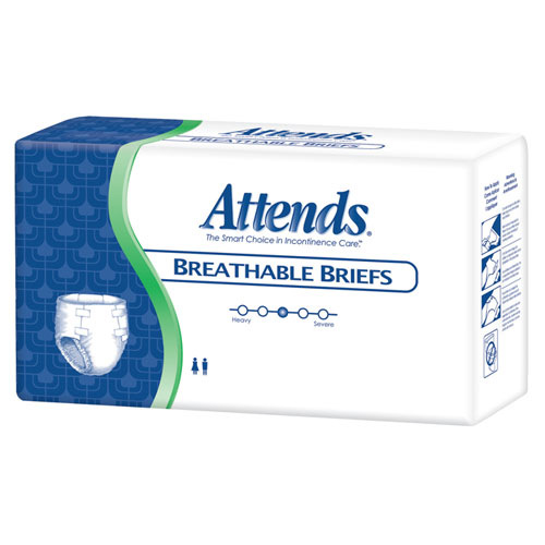 Attends Breathable Briefs