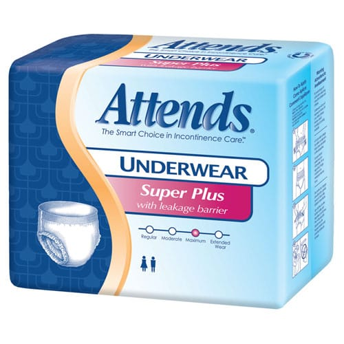 Attends Protective Underwear Super Plus