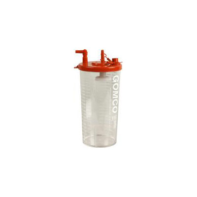 Gomco Large Disp Suction Cannisters