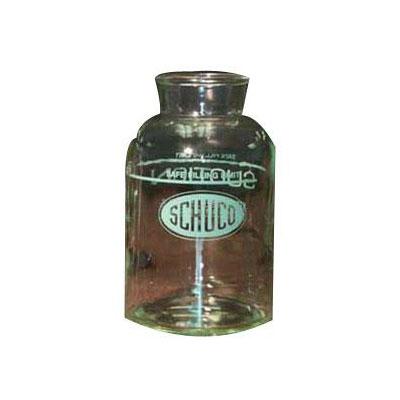 Schuco Disposable Glass Bottle