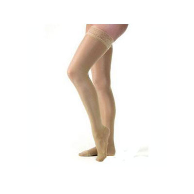 Jobst® Opaque Thigh High 15-20 mmHg