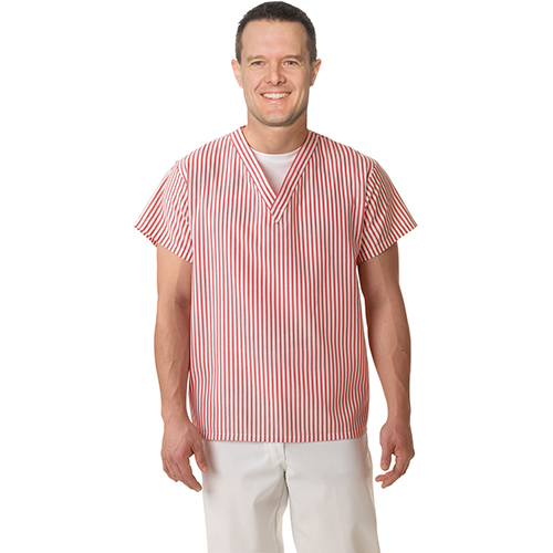 Unisex Candystriper Top Healthcare Supply Pros
