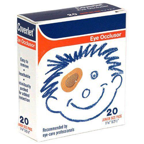 Coverlet® Eye Occlusor