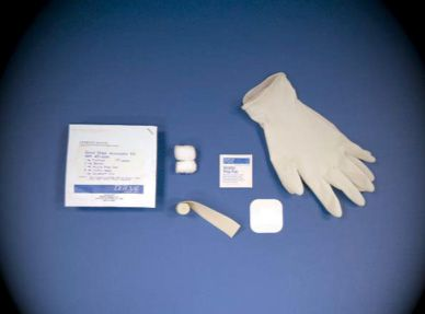 Sterile Blood Draw Kit