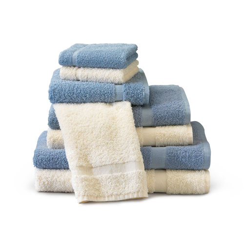 Designer Colored Terry Washcloths