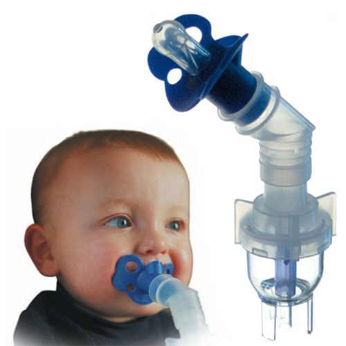 PediNeb™ Pediatric Nasal Aerosol Pacifier