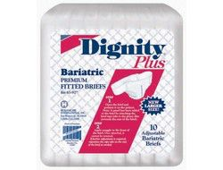 Dignity Plus Fitted Bariatric Briefs