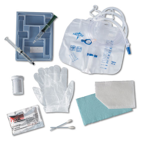Foley Catheters & Trays