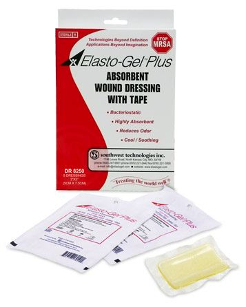 Elasto-Gel™ Plus Wound Dressing