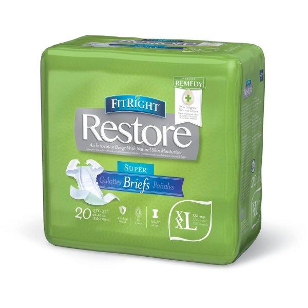FitRight Restore Briefs