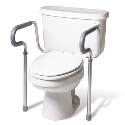 Guardian Toilet Safety Frame 26 Quot 31 Quot H 1 Each Mds86100rf