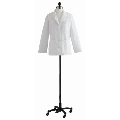 Medline Ladies' Consultation Coat, White Size: 30 1 Each, 88018QHW30
