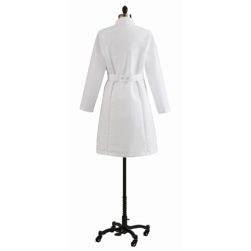 Medline Womens Full Length Lab Coat