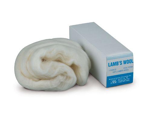 Lamb's Wool Padding Material
