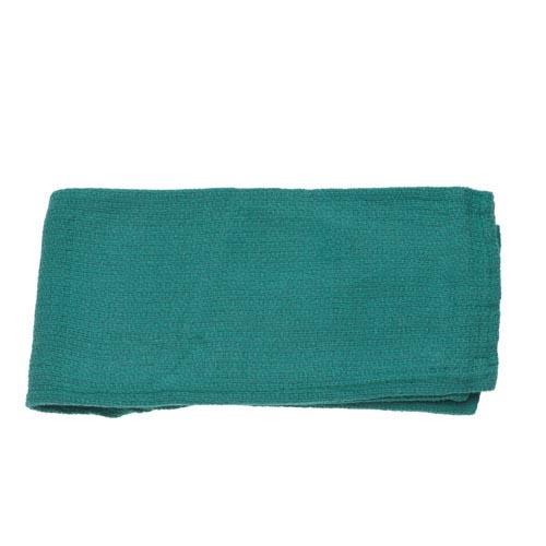 """Non-Sterile Virgin O.R. Towels: Green, Non-Sterile, 17"""" x 27"""", Case of 100 (MDT216800)"""