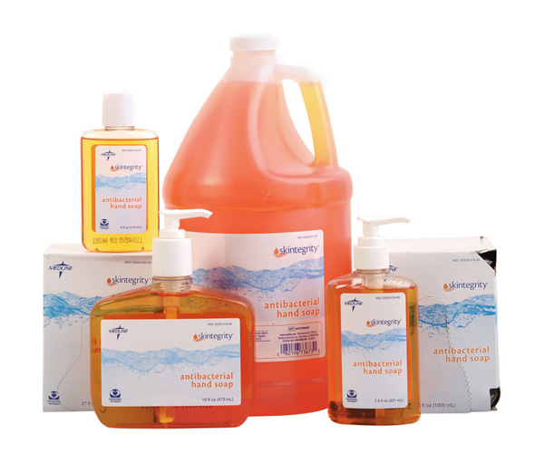 Protection Plus Antimicrobial Soap Healthcare Supply Pros