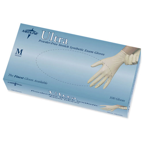 Medline Ultra Synthetic Exam Gloves Healthcare Supply Pros