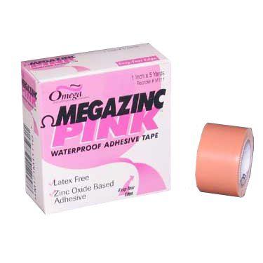 Megazinc Pink™ Adhesive Tape