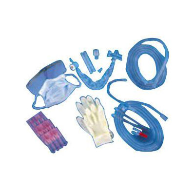 Trach Care Closed Endotracheal Suction