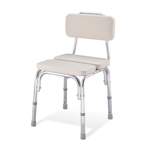 Guardian Padded Shower Chair 300 lb Weight Capacity 1