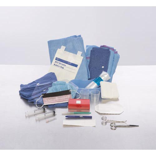 PICC Line Insertion Trays