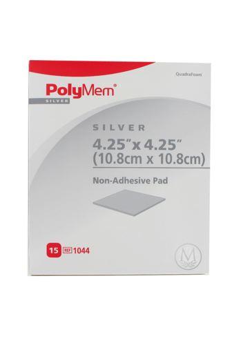 PolyMem Silver® Non-Adhesive Dressing
