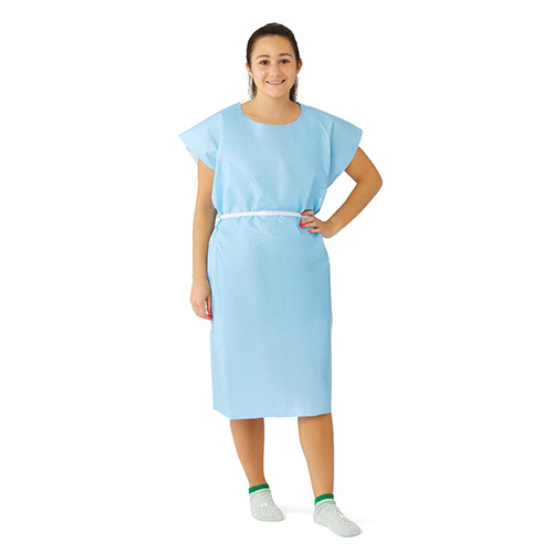 Disposable Patient Gowns and Capes